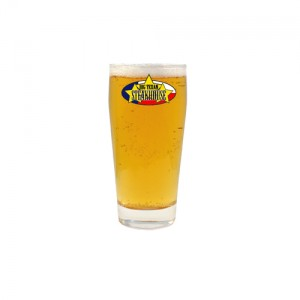 Jubilee Half Pint Glass