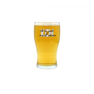Tulip Half Pint Glass