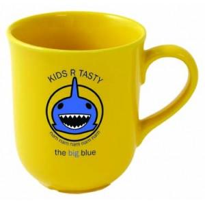 Bell Mug - Yellow