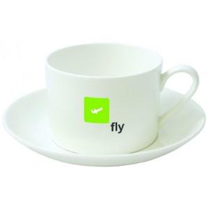 Stirling cup & saucer set