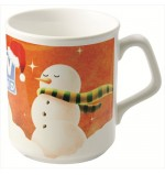 Sparta Dye-Sublimation mug