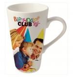 Cafe Latte Dye-Sublimation Mug