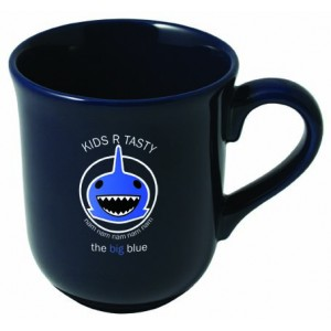 Bell Mug - Midnight Blue