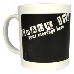 Cheap Chalk Mug