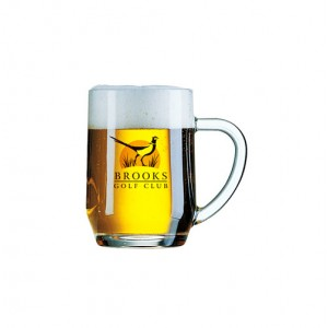Tankard Half Pint Glass