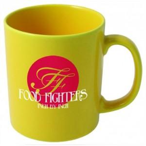 Durham Mug - Yellow