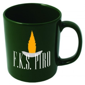Durham Mug - Racing Green